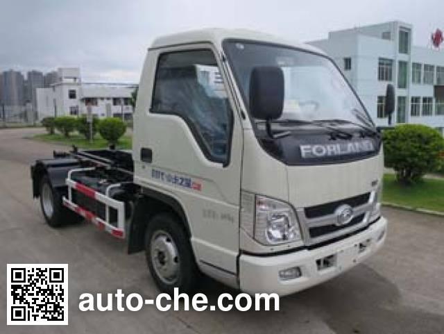 Fulongma FLM5031ZXXF5 detachable body garbage truck