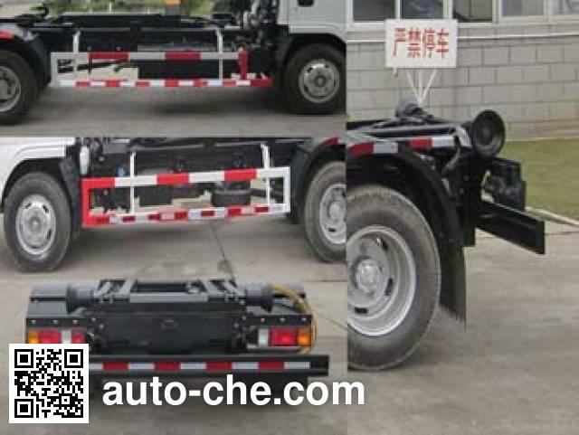 Fulongma FLM5070ZXXQ5 detachable body garbage truck