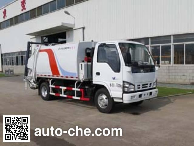 福龙马牌FLM5070ZYSQ5A压缩式垃圾车
