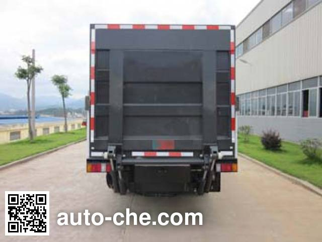 Fulongma FLM5071CTYQ4 trash containers transport truck