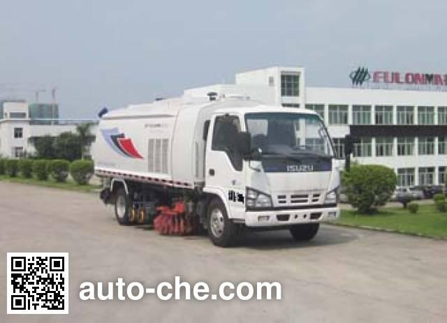 福龙马牌FLM5071TXSQ4洗扫车