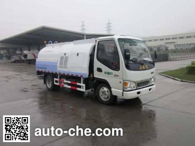 Fulongma FLM5072GQXJ3 highway guardrail cleaner truck