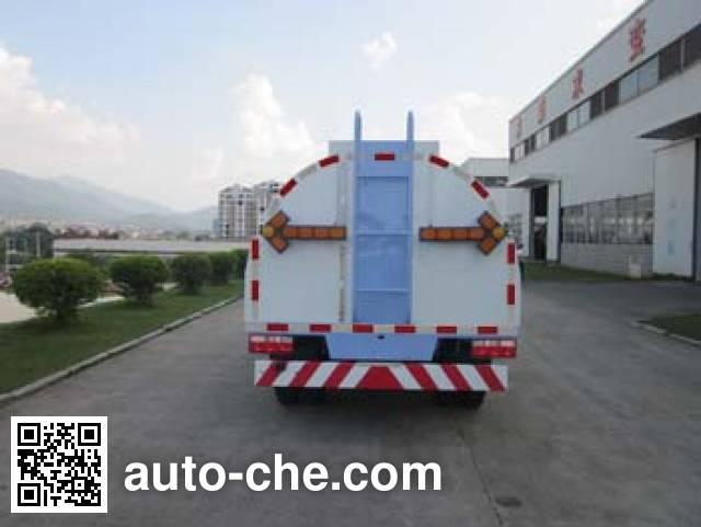 Fulongma FLM5072GQXJ4 highway guardrail cleaner truck