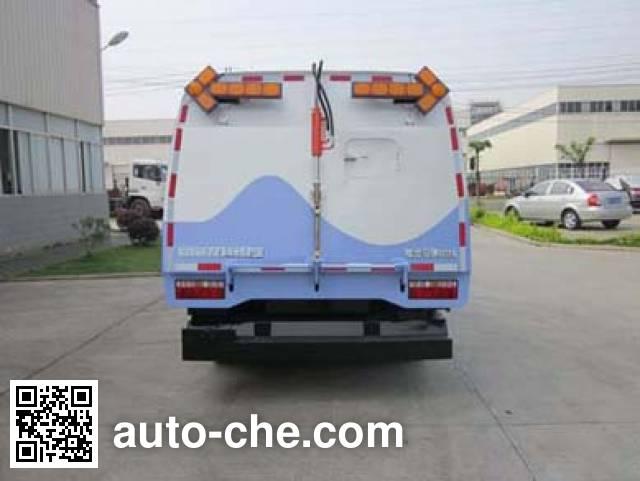 Fulongma FLM5072TSLJ4 street sweeper truck