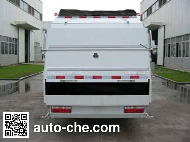 Fulongma FLM5072ZYSE4 garbage compactor truck