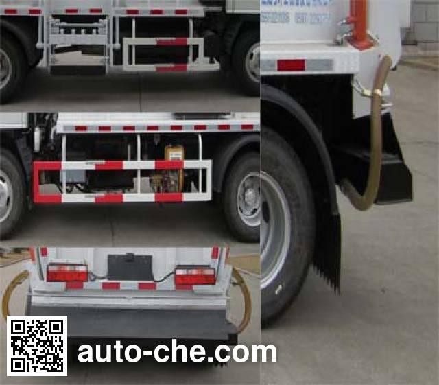 Fulongma FLM5072ZZZE4 self-loading garbage truck