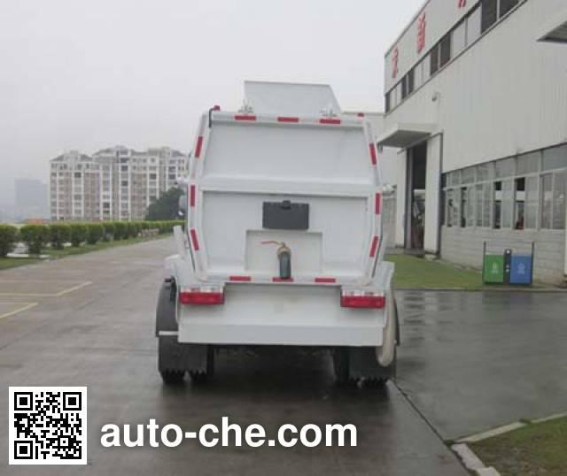 Fulongma FLM5080TCAD5CNG food waste truck