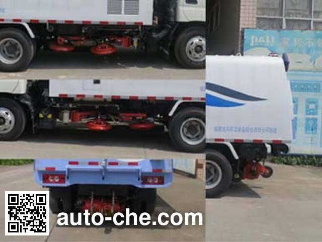 Fulongma FLM5080TSLF6 street sweeper truck