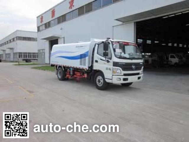 福龙马牌FLM5080TXSF5洗扫车