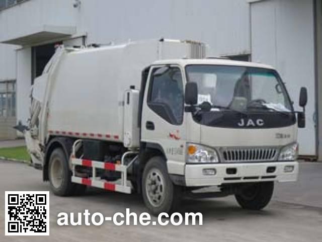 Fulongma FLM5100ZYSJ5 garbage compactor truck