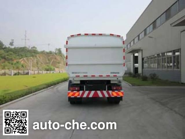 Fulongma FLM5122ZLJ dump garbage truck