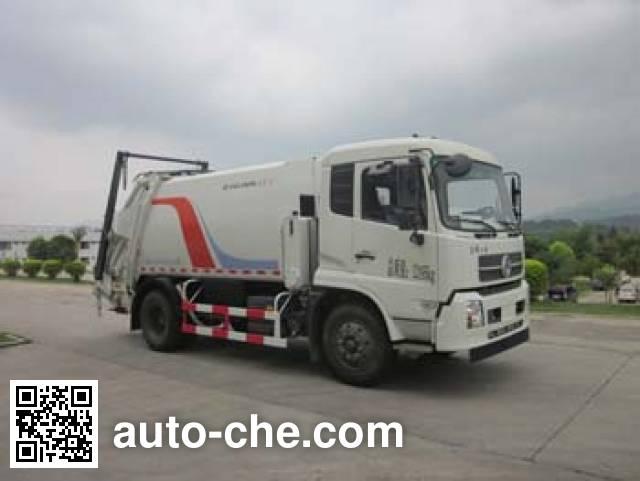 福龙马牌FLM5123ZYSD4A压缩式垃圾车