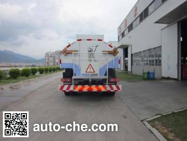 Fulongma FLM5160GQXD4B street sprinkler truck