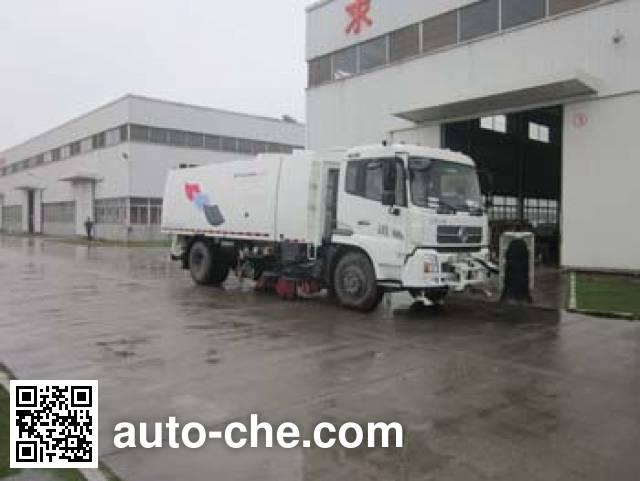 Fulongma FLM5160TXSD4 street sweeper truck