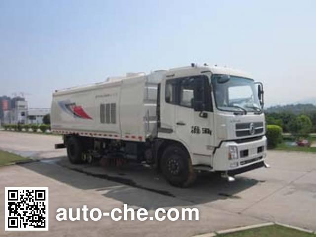 福龙马牌FLM5160TXSD5洗扫车