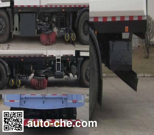 Fulongma FLM5160TXSD5NG street sweeper truck