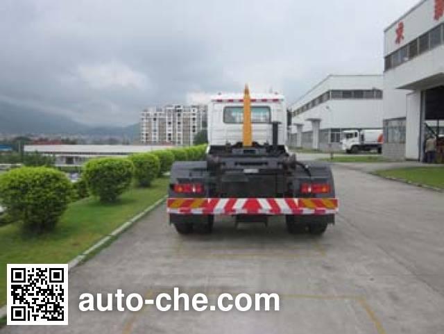 Fulongma FLM5160ZXXD5 detachable body garbage truck