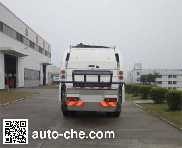 福龙马牌FLM5160ZYSD4压缩式垃圾车
