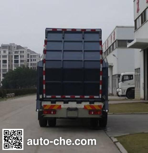 福龙马牌FLM5160ZYSD5A压缩式垃圾车