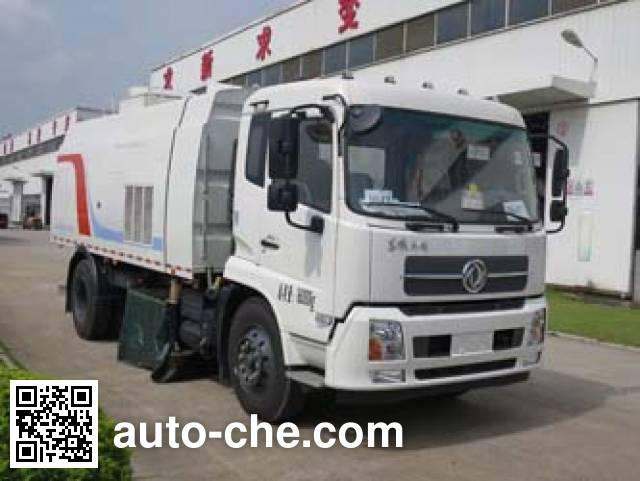 Fulongma FLM5164TSLE4 street sweeper truck