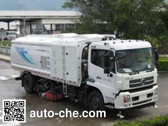 福龙马牌FLM5180TXSD5NGL洗扫车
