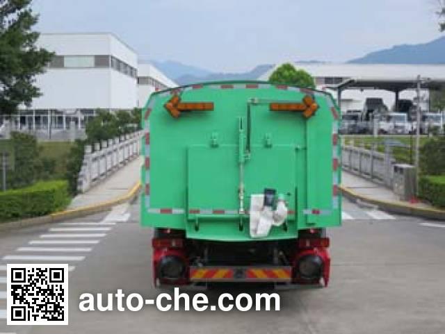 福龙马牌FLM5180TXSD5Q洗扫车