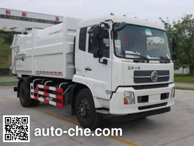Fulongma FLM5180ZDJD5 docking garbage compactor truck