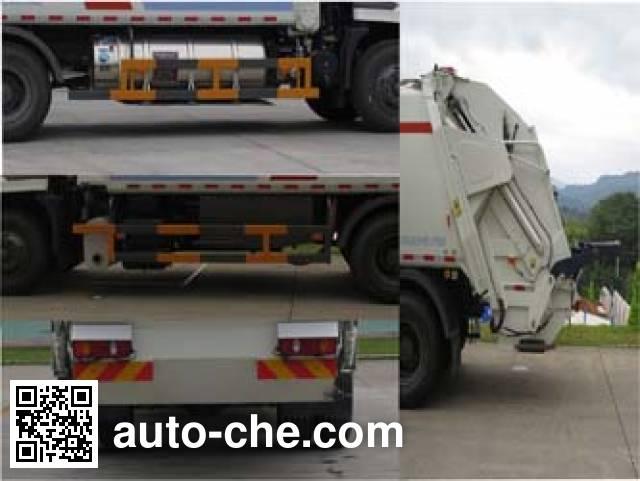 Fulongma FLM5180ZYSD5KNG garbage compactor truck