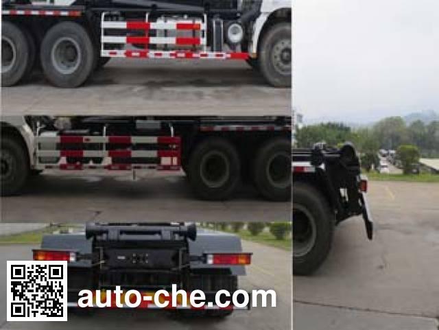 Fulongma FLM5250ZXXS4 detachable body garbage truck