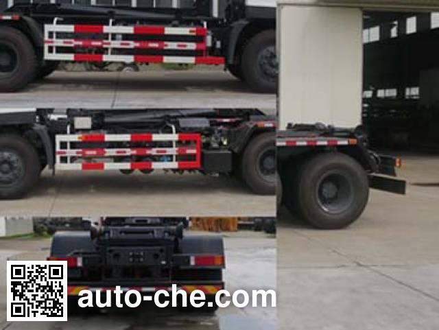 福龙马牌FLM5251ZXX车厢可卸式垃圾车