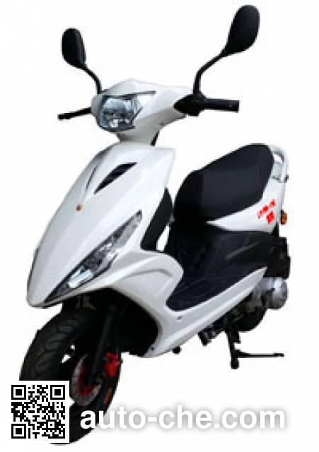 Fulaite FLT125T-10C scooter