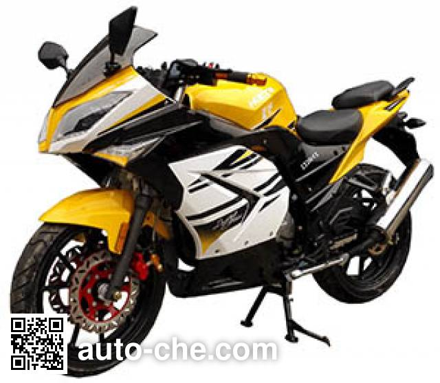Fulaite FLT200-8X motorcycle