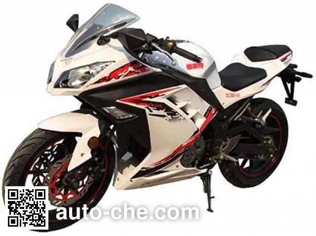 Fulaite FLT200-9X motorcycle