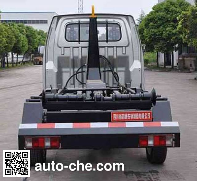 Folaite FLT5020ZXX5 detachable body garbage truck