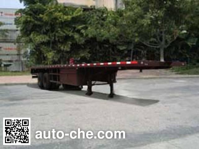 闽兴牌FM9351TJZ集装箱半挂牵引车