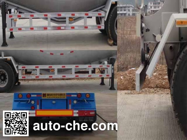 Minxing FM9401GFL bulk powder trailer