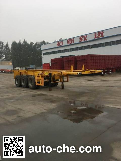 Minxing FM9400TJZA container transport trailer