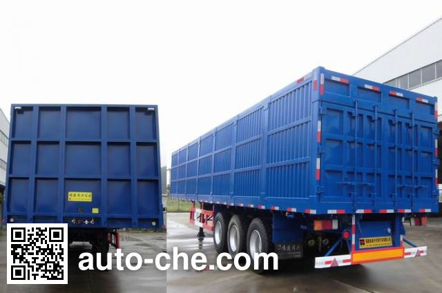Minxing FM9402XXY box body van trailer