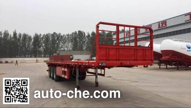Minxing FM9403TPB flatbed trailer