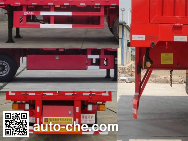 Minxing FM9405CCY stake trailer