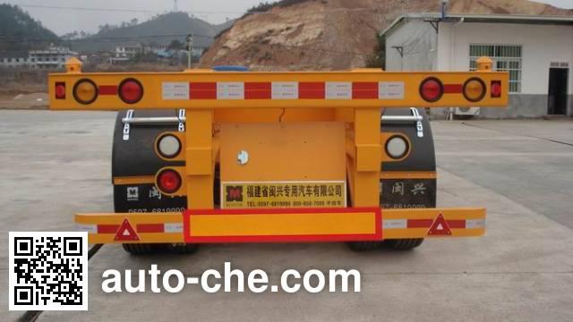 Minxing FM9407TJZ container transport trailer