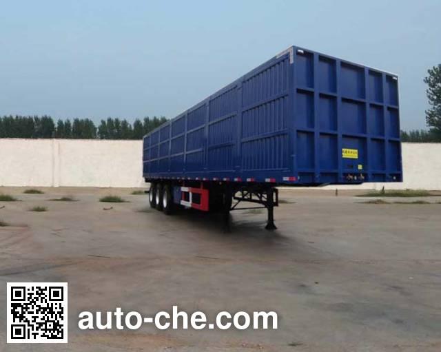 Minxing FM9407XXY box body van trailer