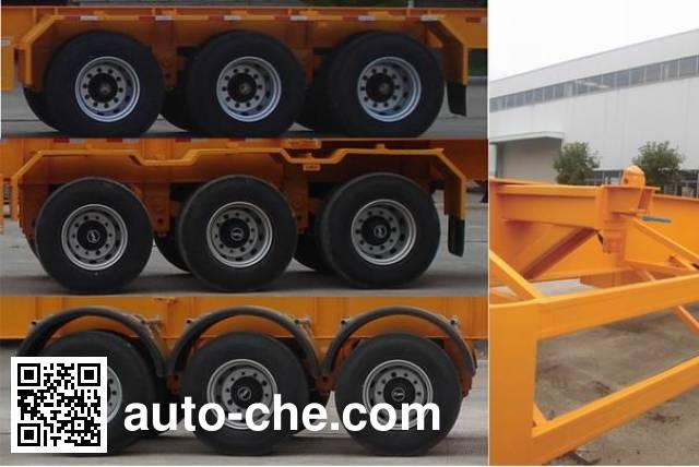 Minxing FM9408TJZ container transport trailer