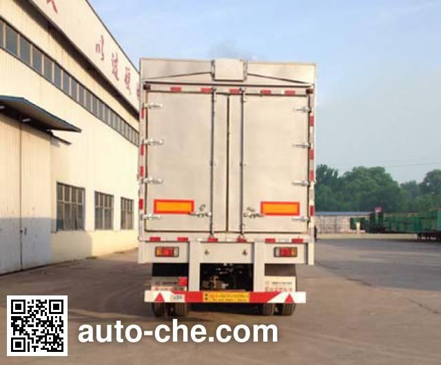 Huayuexing FNZ9403XYK wing van trailer