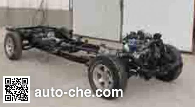 Fuqi (Huaxiang) FQ1021C3 pickup truck chassis