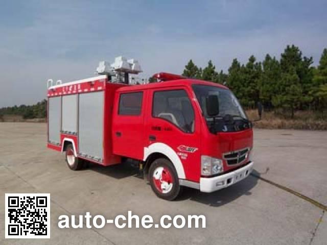 抚起牌FQZ5040TXFJY30抢险救援消防车