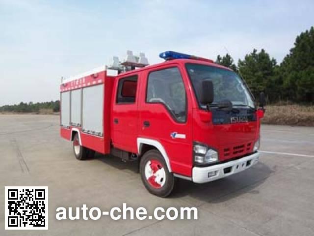 抚起牌FQZ5050TXFJY30抢险救援消防车