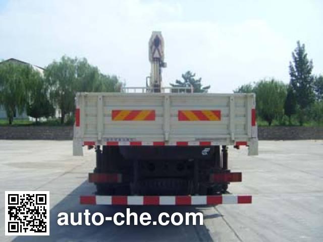 Fuqi (Fushun) FQZ5251JSQ truck mounted loader crane