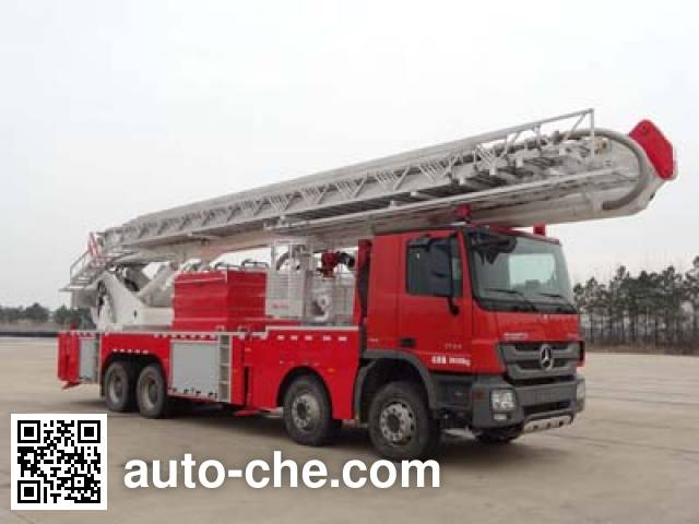 Fuqi (Fushun) FQZ5390JXFDG54 aerial platform fire truck
