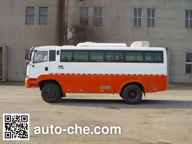 Freet Shenggong FRT5080XJC inspection vehicle